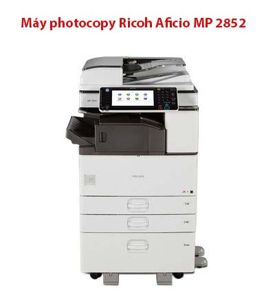 Máy photocopy Ricoh Aficio MP 2852