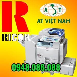 Máy photocopy ricoh mini tiện lợi đặt bàn làm việc