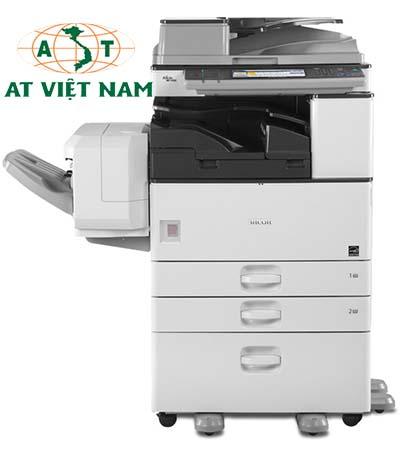 AT Việt Nam cho thuê Máy photocopy Ricoh Aficio MP 3352 giá rẻ, chất lượng cao