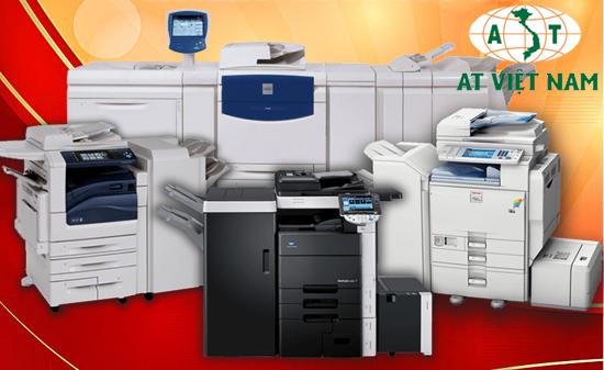 Cho thuê máy photocopy tại quận Hai Bà Trưng