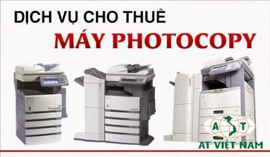 AT Việt Nam cho thuê máy photocopy tại quận Hai Bà Trưng