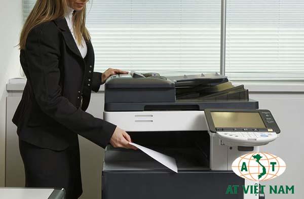 AT Việt Nam cho thuê máy photocopy tại quận Thanh Xuân giá tốt, chất lượng