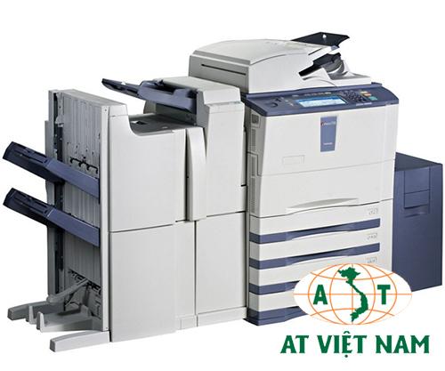 Có nên thuê máy photocopy Toshiba E-Studio 655 không?