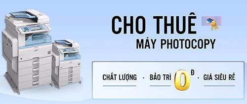 AT Việt Nam - Cho thuê Máy photocopy Ricoh Aficio MP 7500