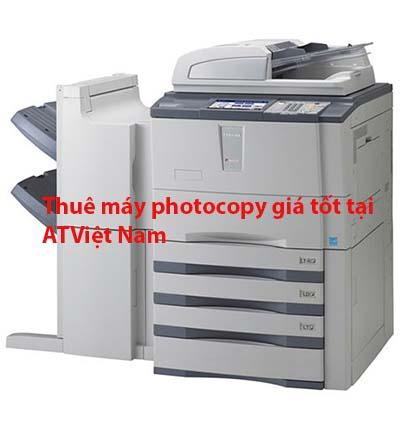 Kinh nghiệm thuê máy photocopy Toshiba e-Studio 855 tại Hà Nội