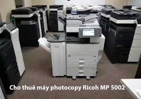 AT Việt Nam cho thuê máy photocopy Ricoh MP 5002