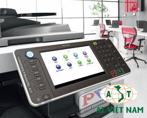 Lưu ý khi thuê máy photocopy Ricoh Aficio MP 5002