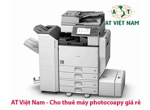 Thuê máy photocopy Ricoh Aficio MP 5002 giá rẻ ở đâu?