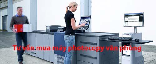 AT Việt Nam tư vấn mua máy photocopy văn phòng