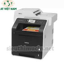 Máy in laser màu Brother MFC-L8850CDW (Print/ Copy/ Scan/Fax)