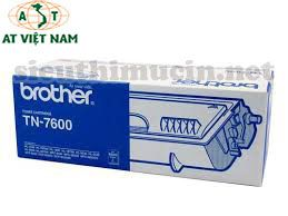 Mực in Laser đen trắng Brother TN-7600