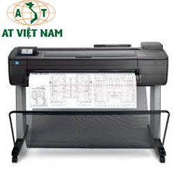 Máy in khổ lớn HP DesignJet T730 36-in 914-mm Printer F9A29A