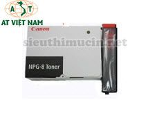MỰC PHOTOCOPY CANON NPG 8-4 Ống/hộp