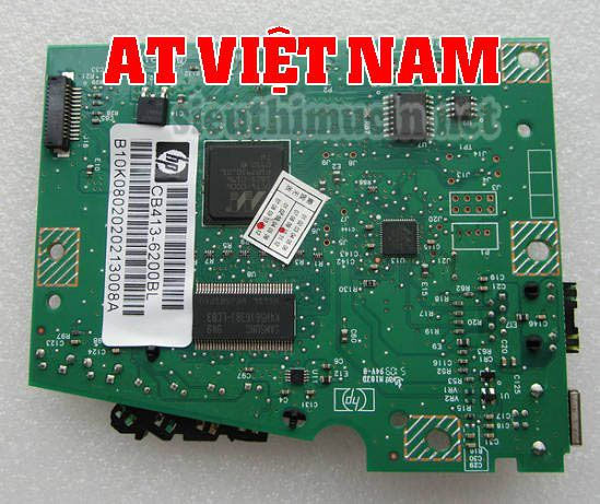 Card fomater HP P1505