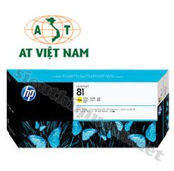 Mực HP Designjet 5000/5500 Yellow Dye Ink-C4933A