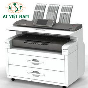 Máy photocopy A0 Aficio MP W6700SP