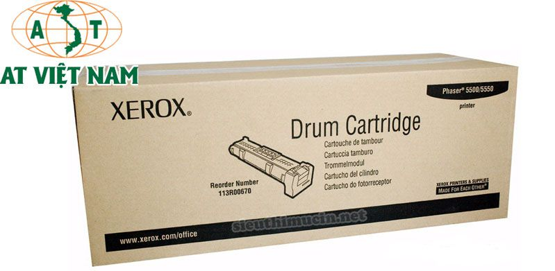 Cụm trống Xerox Phaser 5500/5550-113R00670