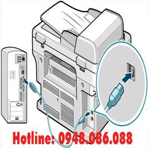 Cách kết nối máy photocopy ricoh với máy tính đơn giản nhất